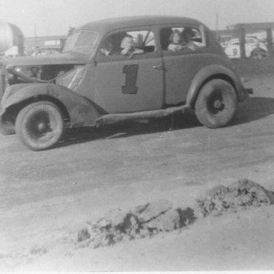 Shorty Harris' Car