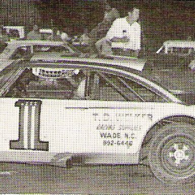 Earl Arnold Wake Co Speedway'74