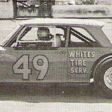 James Whitley Wilson Co Speedway'74