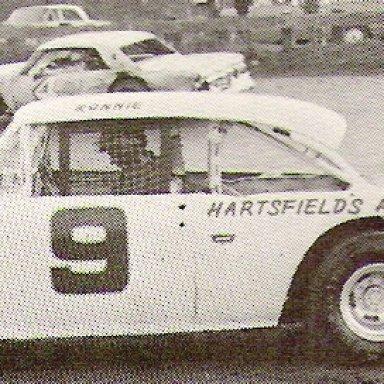 Ronnie Hartsfield Wake Co Speedway'74