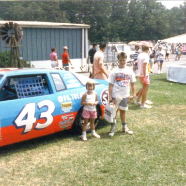 July 17,1988 Richard Petty Open House