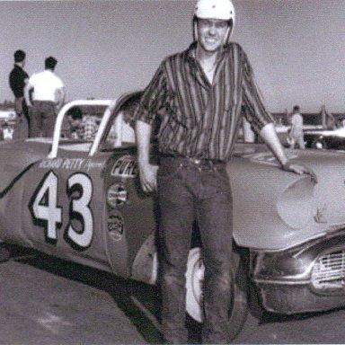 1959 #43 Richard Petty