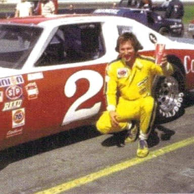 1980 #2 Dale Earnhardt Coke Ventura Late Model Sportsman