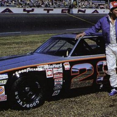 1979 Buddy Baker Daytona