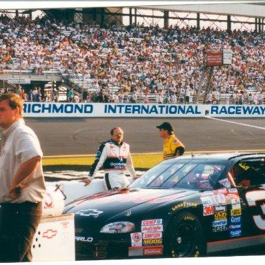 Dale at Richmond 1998