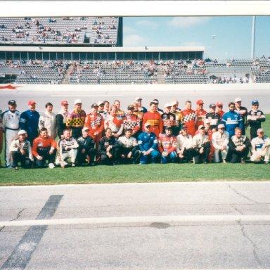 Group In Daytona -Dash Racers