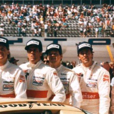Iroc Racers 1987