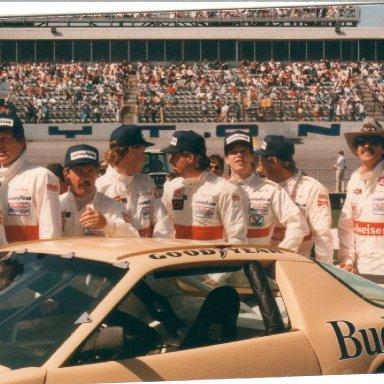 Iroc Racers 1987 Daytona