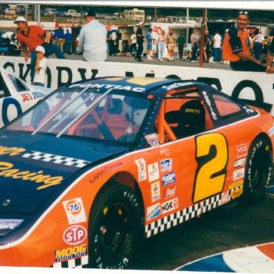 Scott Weaver Hickory 1987
