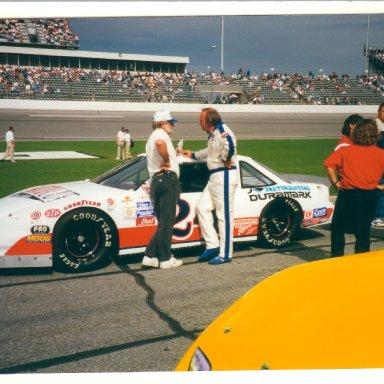 Mickey York Daytona 1997