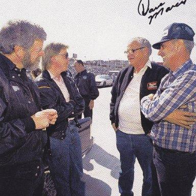Richard Jackson, Phill Parsons, Banjo Mathews, & Dave