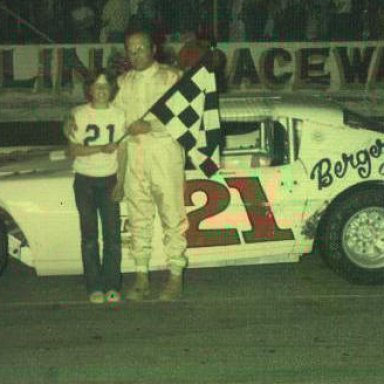 John Benson and Johnny Benson Jr. from 1975