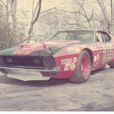 Wayne Andrews 71 Mustang GA