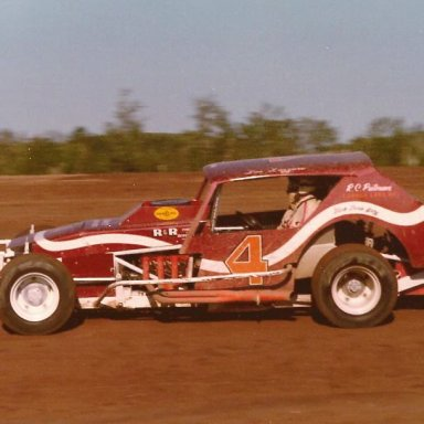 LOU LAZZARO #4 MODIFIED