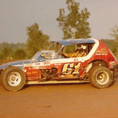 C.D. COVILLE #61 MODIFIED