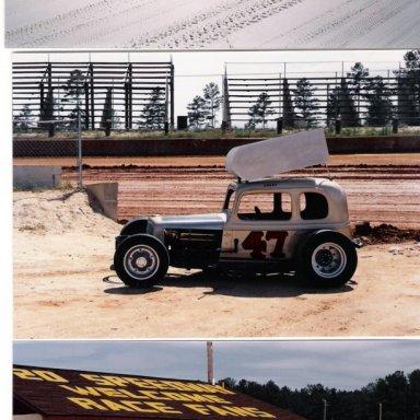 Race car #47