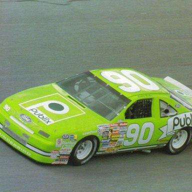 Robby Gordon 1991