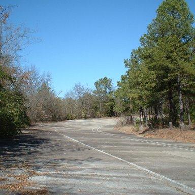 Columbia Speedway, Turn 4