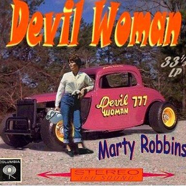 New Devil Woman CD Cover