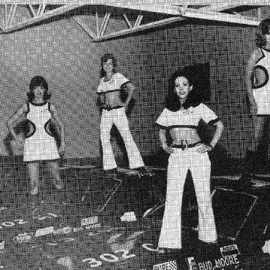 1968 Cougar Girls