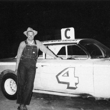 #4 62 Chevy
