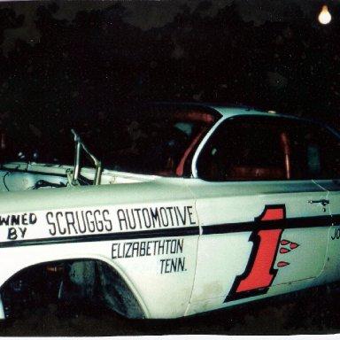 Paul Lewis Car