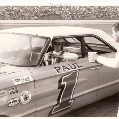 Paul Lewis, Charlotte, 1965