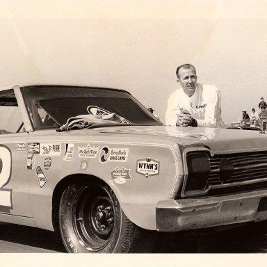 Paul Lewis 1966 American 500