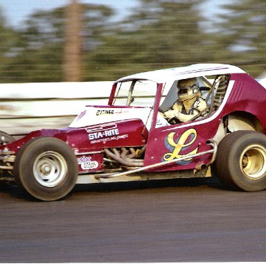 BILLY PAUCH MODIFIED