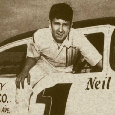 A very young Neil Bonnett