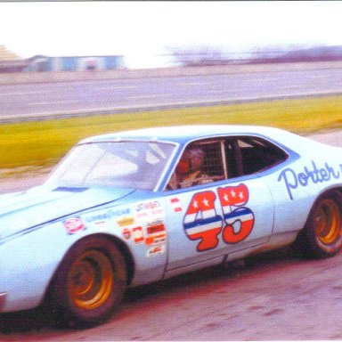 1972 #45 Lee Roy Yarbrough