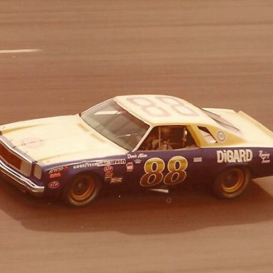DONNIE ALLISON 1974