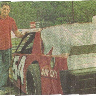 Bob Pressley 1992  Asheville