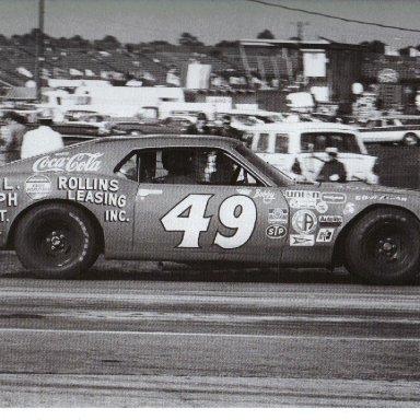 #49 Bobby Allison GA