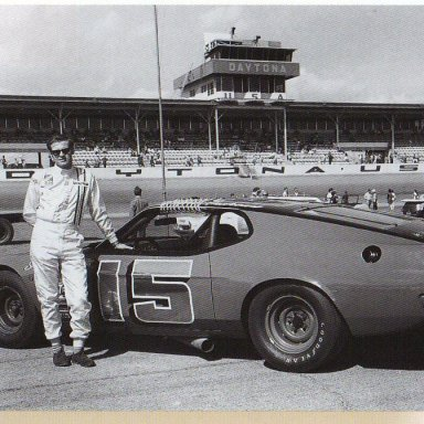 Daytona Mustang