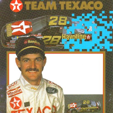 1990 #28 Davey Allison Havoline T-Bird