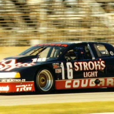 Mark Martin 24 hours Daytona 1989