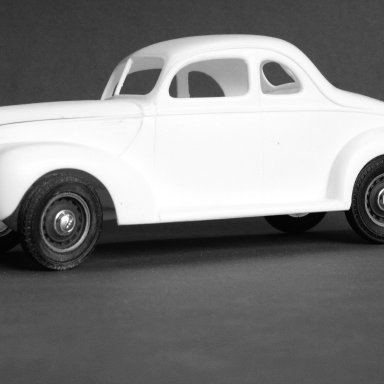 1939 Ford Standard Coupe by Early Racing Classics.