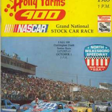 Program-North Wilkesboro