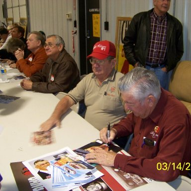 Bobby and Donnie Allison