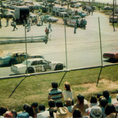 1980 Bobby Isaac Memorial, Hickory Speedway