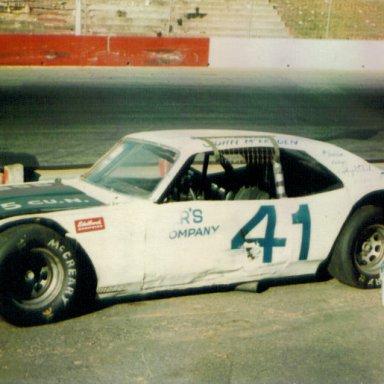 #41 John McFadden