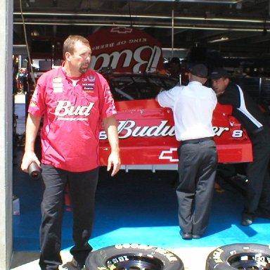Bud Garage a