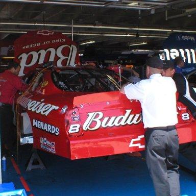 Bud Garage c