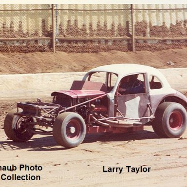 #1 Larry Taylor Reading Fairgrounds Speedway