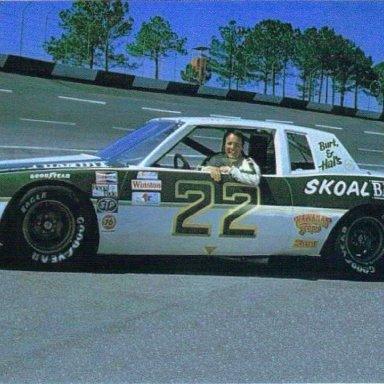 #22 Stan Barrett