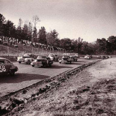 Orange County Speedway, NC 1951