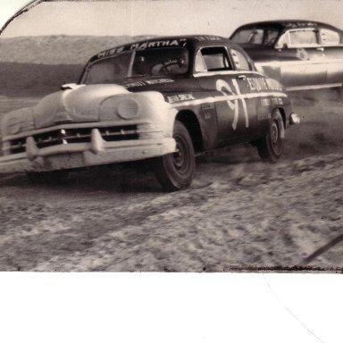 Tim Flock & Gene Comstock or Billy Carden