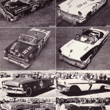 Convertible Photos 1956