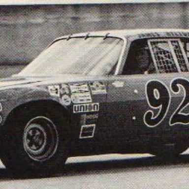 #92 James Hylton GA